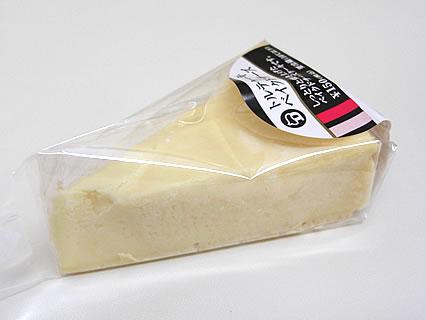 サークルKサンクス トルテケーキベイクドチーズ(150円)