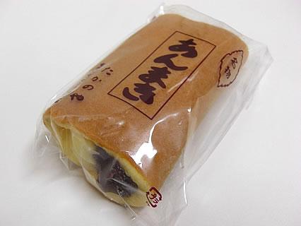 浅草焼本舗 三内霊園通り店 二色巻(あんまき)(80円)