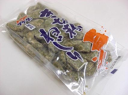 タケダ製菓株式会社 きな粉ねじり