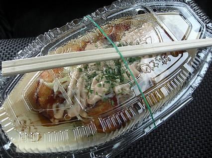 築地銀だこ 青森サンロード店 チーズ明太子(6個入り500円)