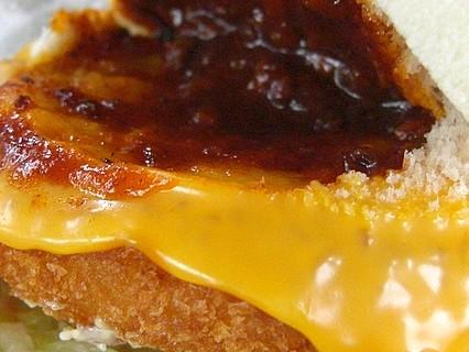 マクドナルド デミチーズグラコロ デミグラスソース