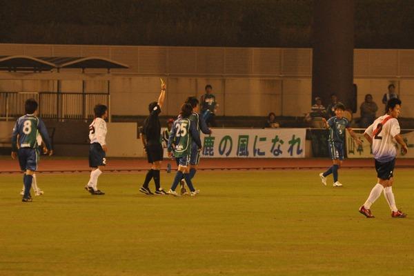 2010東海社会人リーグ第3節 vs鈴鹿ランポーレ10