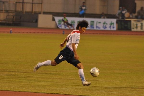 2010東海社会人リーグ第3節 vs鈴鹿ランポーレ8