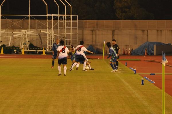 2010東海社会人リーグ第3節 vs鈴鹿ランポーレ9