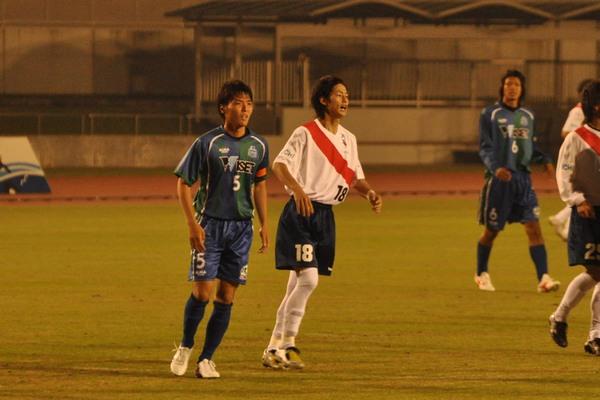 2010東海社会人リーグ第3節 vs鈴鹿ランポーレ11