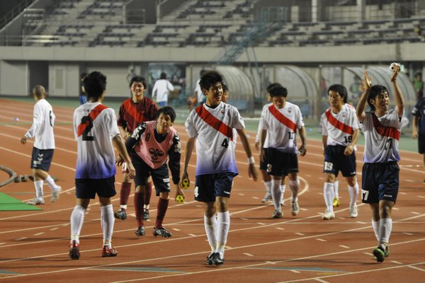 2010東海社会人リーグ第3節 vs鈴鹿ランポーレ23
