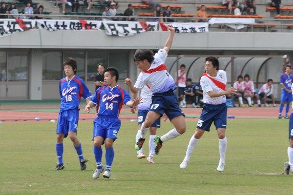 2010東海社会人リーグ第5節 vs中京大学FC3