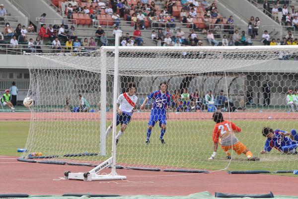 2010東海社会人リーグ第5節 vs中京大学FC5