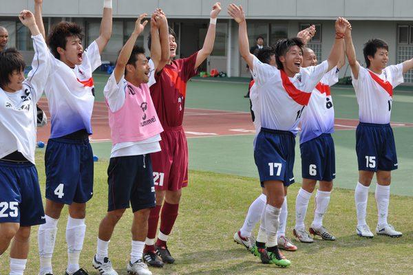 2010東海社会人リーグ第5節 vs中京大学FC6