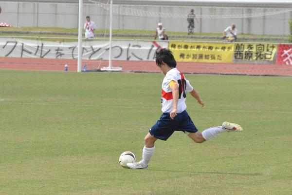 2010東海社会人リーグ第5節 vs中京大学FC1
