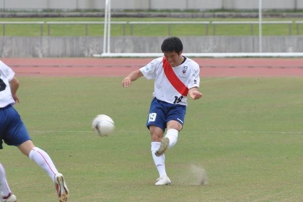 2010東海社会人リーグ第5節 vs中京大学FC8