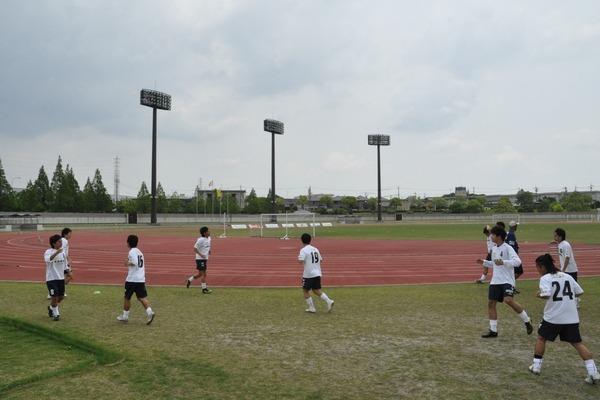 2010東海社会人リーグ第5節 vs中京大学FC7