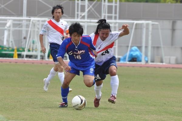2010東海社会人リーグ第5節 vs中京大学FC11