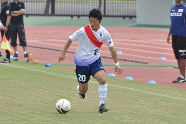 2010東海社会人リーグ第5節 vs中京大学FC13