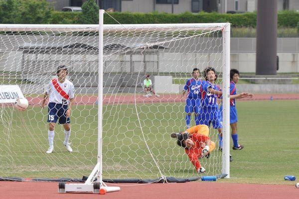 2010東海社会人リーグ第5節 vs中京大学FC15