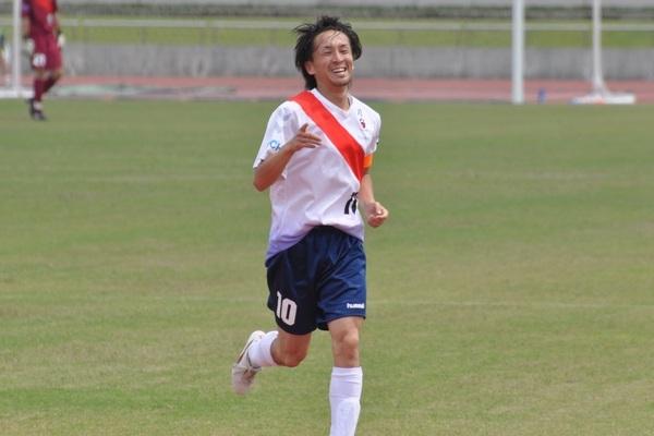 2010東海社会人リーグ第5節 vs中京大学FC17
