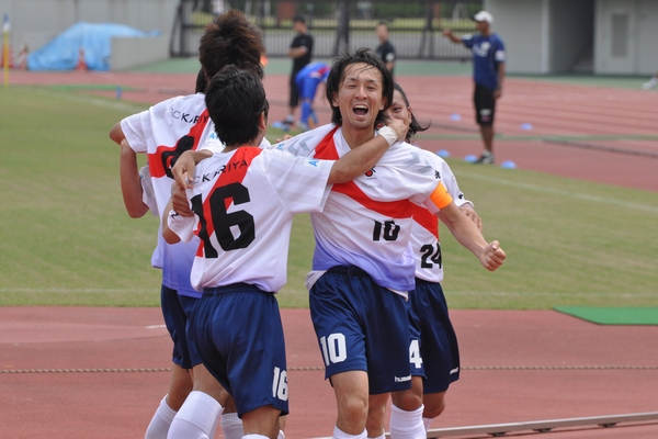 2010東海社会人リーグ第5節 vs中京大学FC16