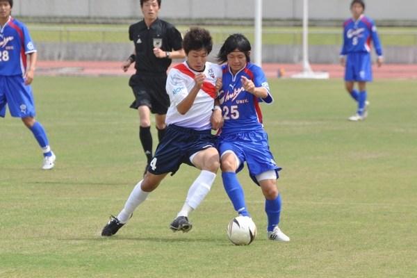 2010東海社会人リーグ第5節 vs中京大学FC18