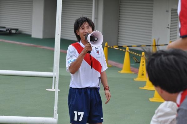 2010東海社会人リーグ第5節 vs中京大学FC25