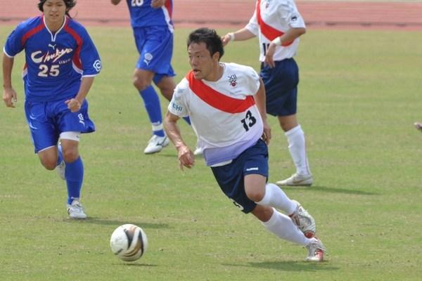 2010東海社会人リーグ第5節 vs中京大学FC22
