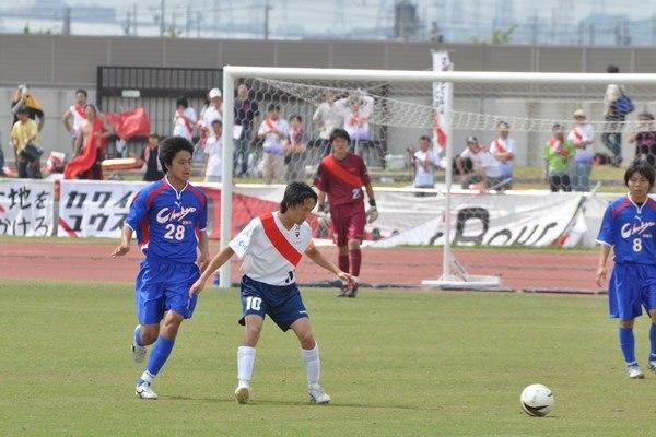 2010東海社会人リーグ第5節 vs中京大学FC21