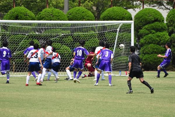2010東海社会人リーグ第6節 vs藤枝市役所2