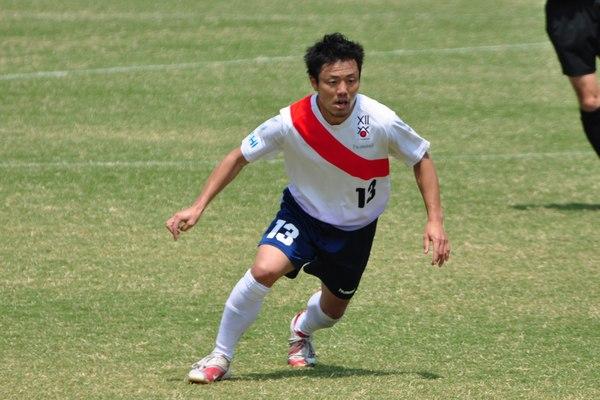 2010東海社会人リーグ第6節 vs藤枝市役所1