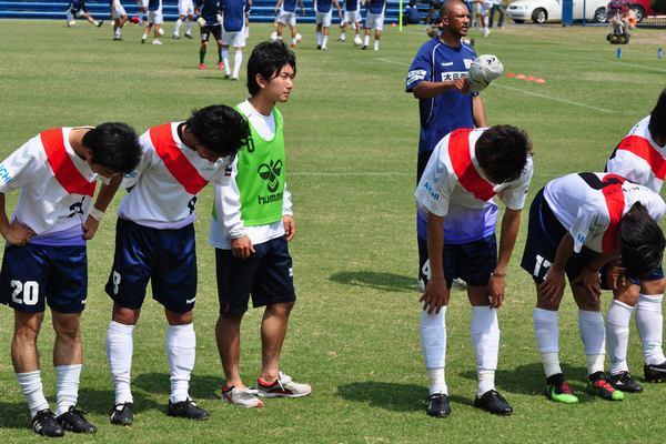 2010東海社会人リーグ第6節 vs藤枝市役所3