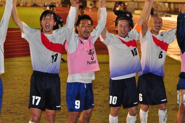 2010東海社会人リーグ第7節 vsSHIZUOKA.藤枝MYFC5