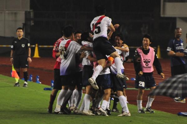2010東海社会人リーグ第7節 vsSHIZUOKA.藤枝MYFC4