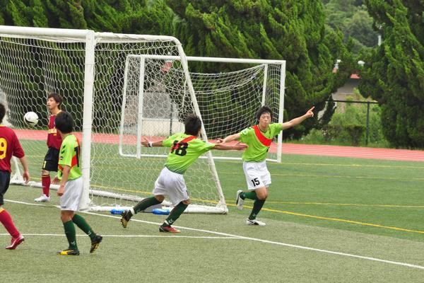 2010東海社会人リーグ第8節 vs浜松大学FC7