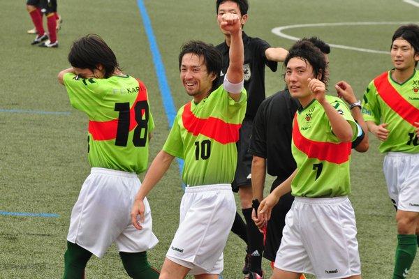 2010東海社会人リーグ第8節 vs浜松大学FC4