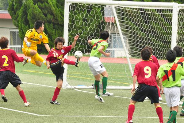 2010東海社会人リーグ第8節 vs浜松大学FC5