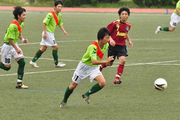 2010東海社会人リーグ第8節 vs浜松大学FC1