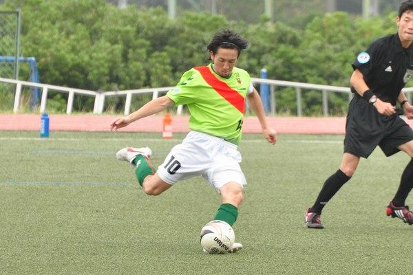 2010東海社会人リーグ第8節 vs浜松大学FC2