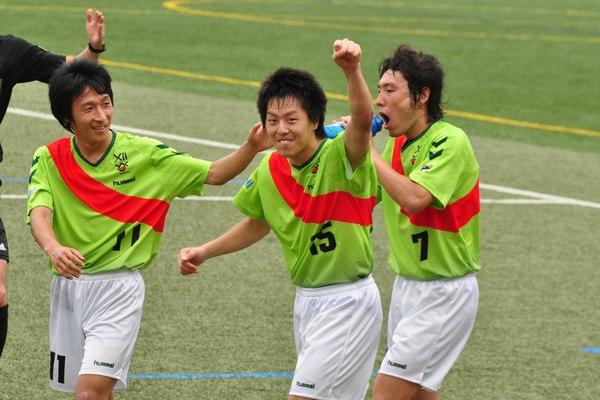 2010東海社会人リーグ第8節 vs浜松大学FC6