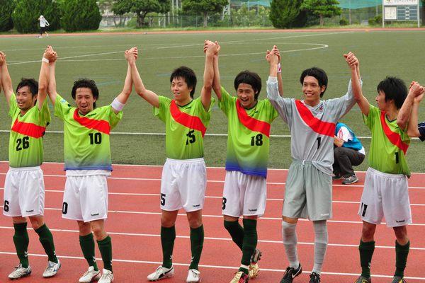 2010東海社会人リーグ第8節 vs浜松大学FC8