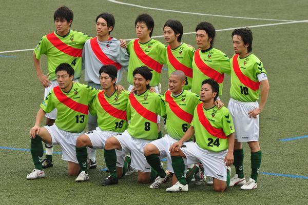 2010東海社会人リーグ第8節 vs浜松大学FC11