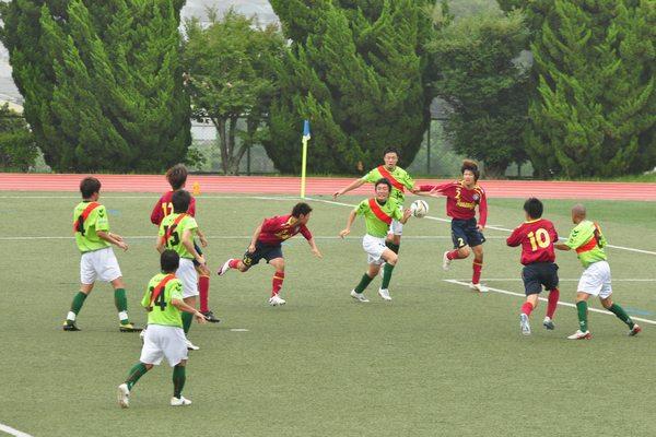 2010東海社会人リーグ第8節 vs浜松大学FC12