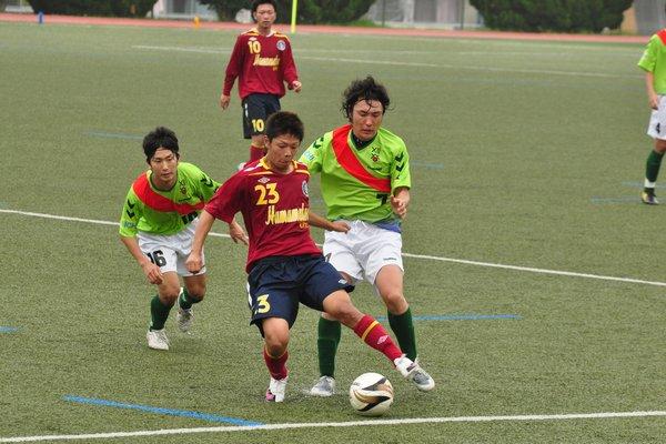 2010東海社会人リーグ第8節 vs浜松大学FC13