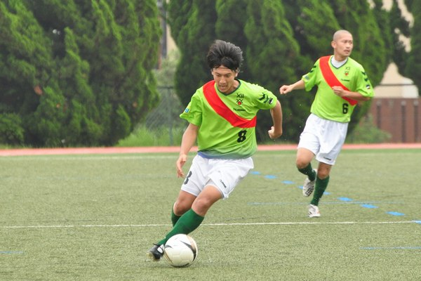 2010東海社会人リーグ第8節 vs浜松大学FC14