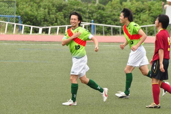 2010東海社会人リーグ第8節 vs浜松大学FC19