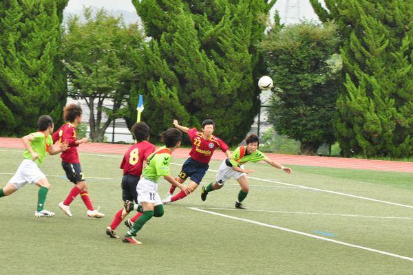 2010東海社会人リーグ第8節 vs浜松大学FC18