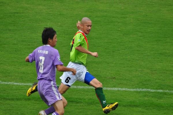 2010全社東海予選 vs shizuoka.藤枝MYFC3
