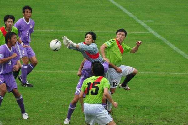 2010全社東海予選 vs shizuoka.藤枝MYFC4