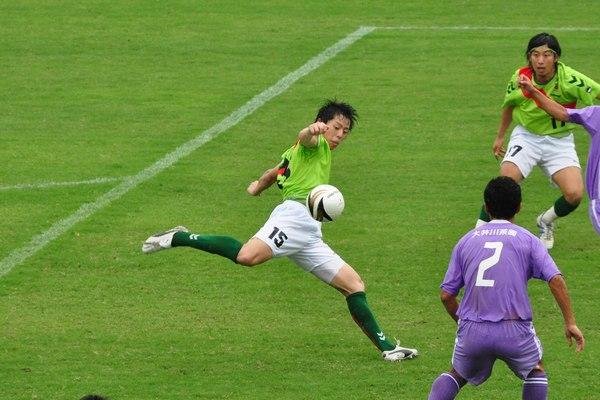 2010全社東海予選 vs shizuoka.藤枝MYFC2