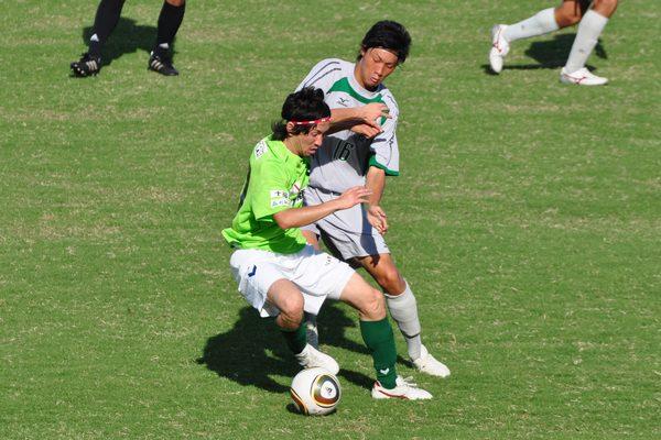 2010.7.16練習試合FC刈谷vsFC岐阜3