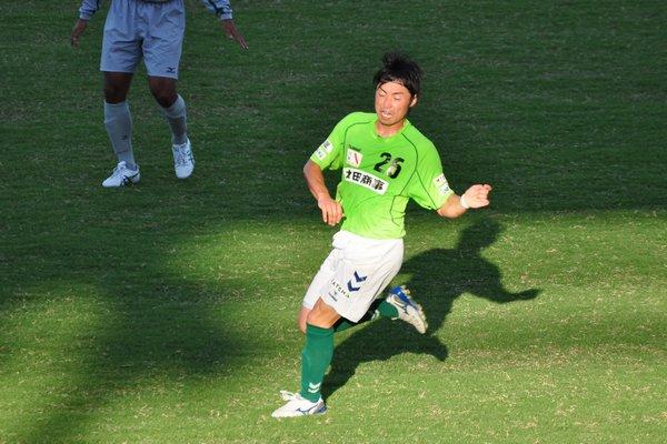 2010.7.16練習試合FC刈谷vsFC岐阜7