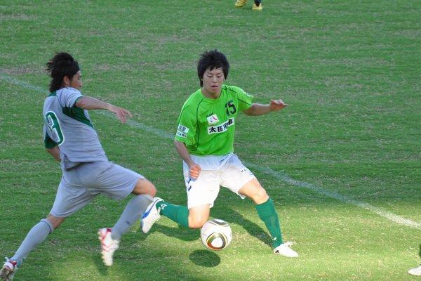 2010.7.16練習試合FC刈谷vsFC岐阜6