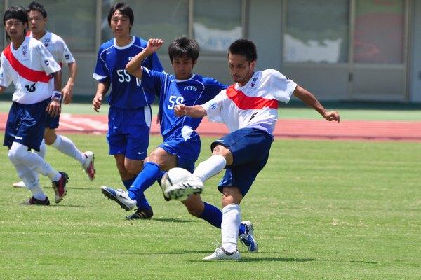 2010東海社会人リーグ第11節FC刈谷vs芙蓉クラブ1